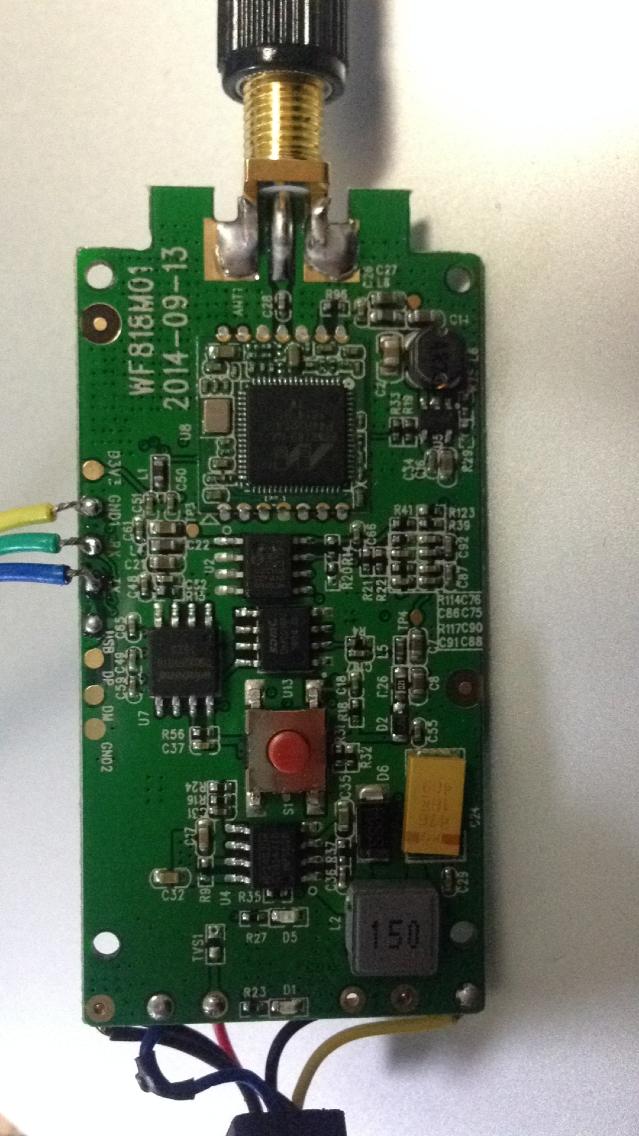 无线图传WF01